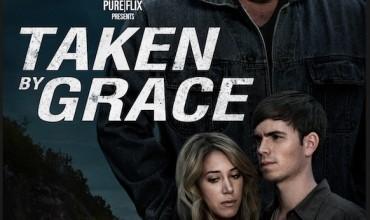 Taken By Grace DVD cover