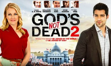 God's Not Dead 2 UK film poster