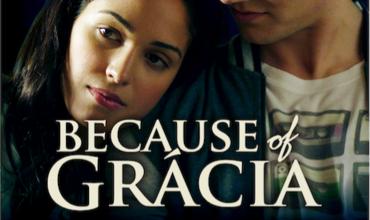 Because of Gracia movie poster