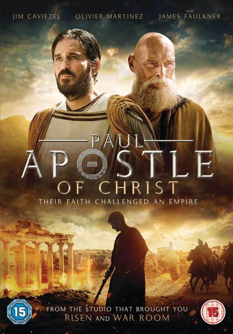 Paul Apostle Of Christ (2018) Hindi Dual Audio 450MB BluRay 480p Download