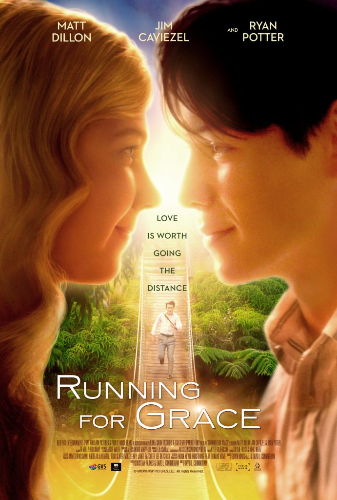 Running for Grace Review - The Christian Film Review