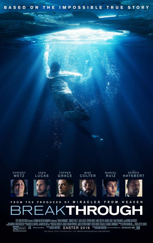 Breakthrough Review - The Christian Film Review